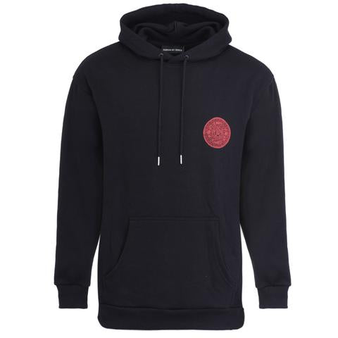 HOODIE CHINA EDITION BLACK