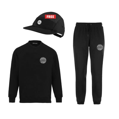 Pardon My French Tracksuit + Hat Members Only Pack