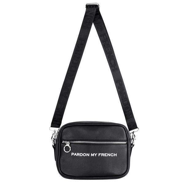 PARDON MY FRENCH SHOULDER BAG