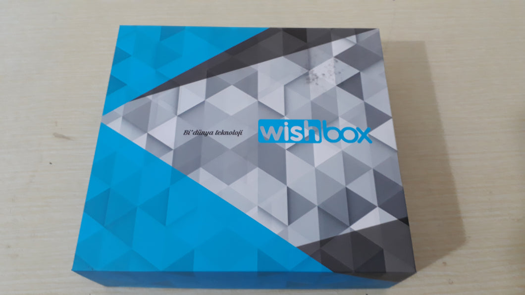 Wish Box Android TV Box