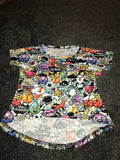 Patterns T-shirt size -M