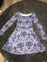 Haunted mansion dress size -XS