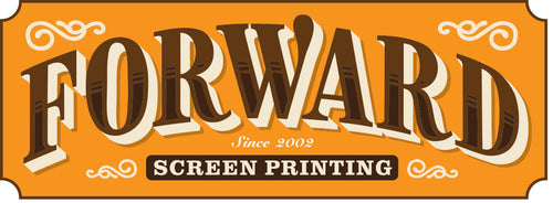 Forward Screen Printing