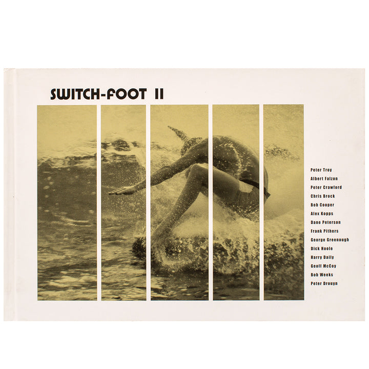 Switch-Foot II Hardback Book + FREE T-Shirt
