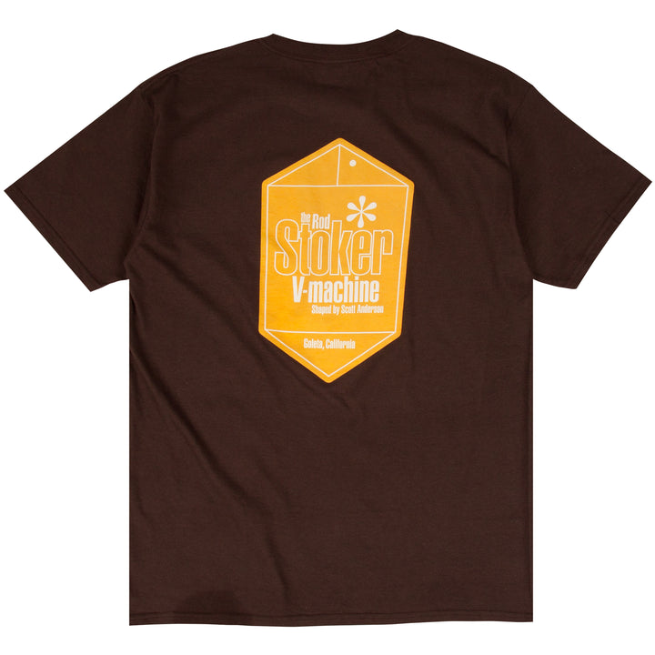 Stoker V-Machine T-Shirt