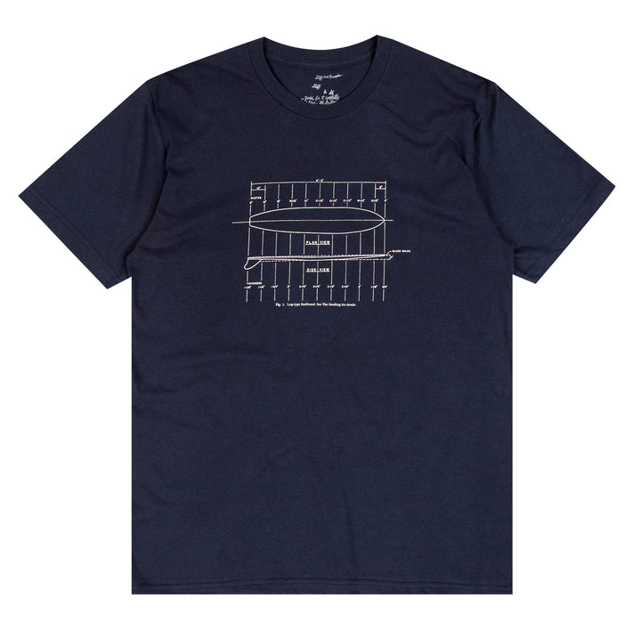 Log Diagram T-Shirt