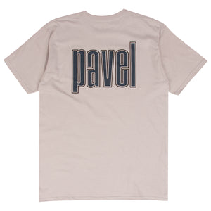 Rich Pavel silver surf t-shirt designe