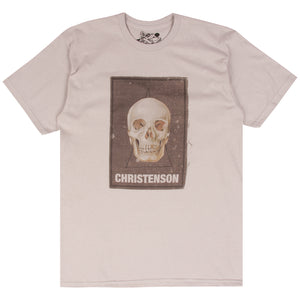Chris Christenson silver surf t-shirt design