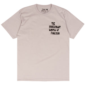 The Innermost Limits of Pure Fun silver surf t-shirts with George Greenough