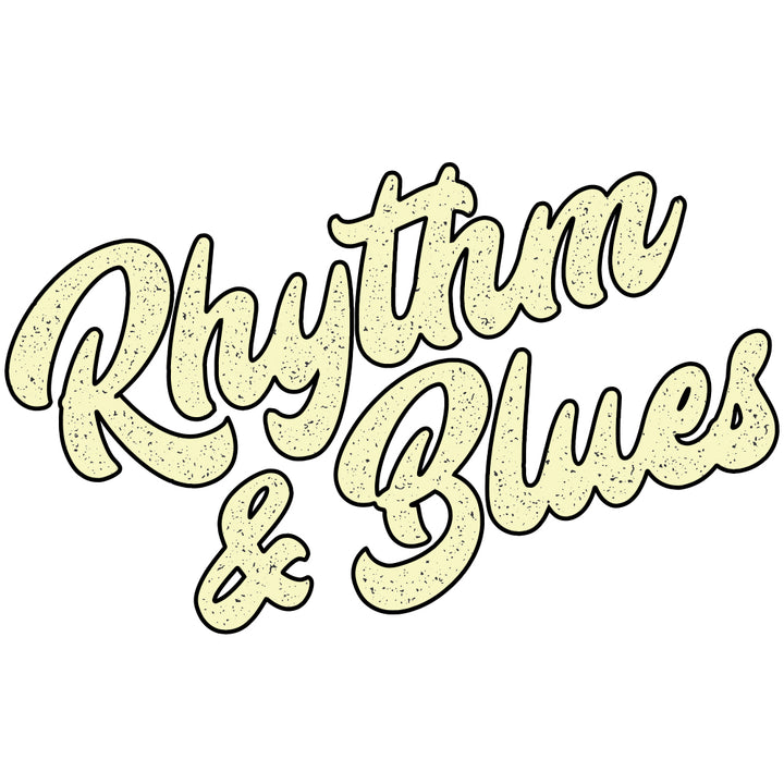 Rhythm & Blues Creme Sticker