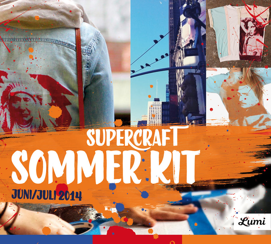 supercraft Sommer Kit 2014.