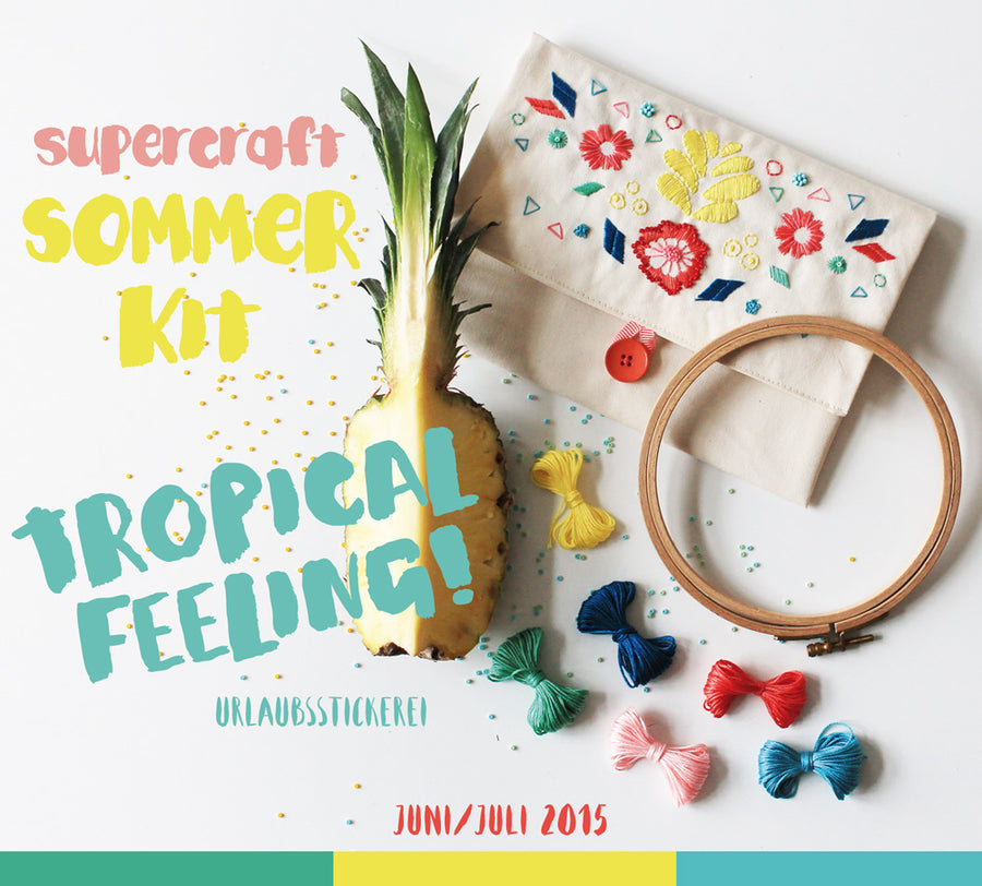 supercraft Sommer Kit 2015