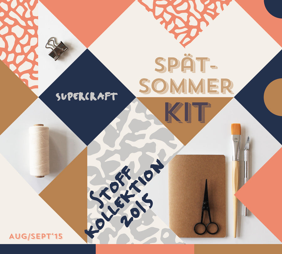 supercraft Spätsommer Kit 2015.
