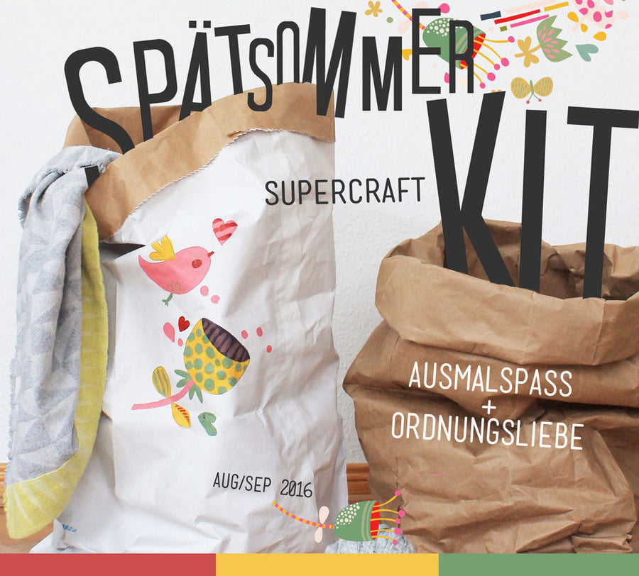 supercraft Spätsommer Kit 2016.