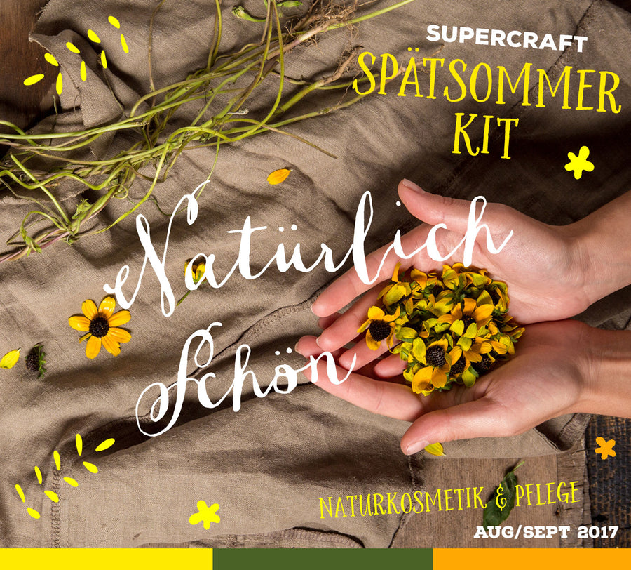 supercraft Spätsommer Kit 2017.