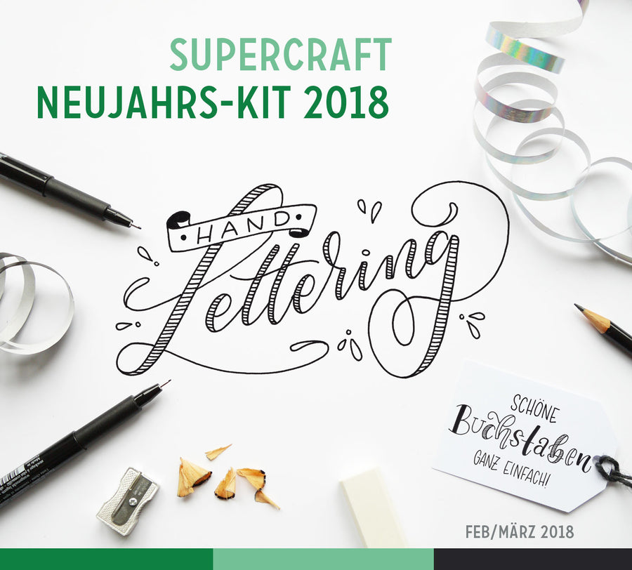 supercraft Neujahrs-Kit 2018