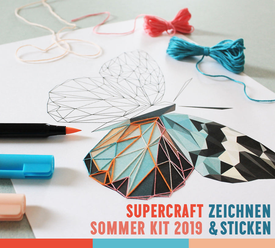 supercraft Sommer Kit 2019.