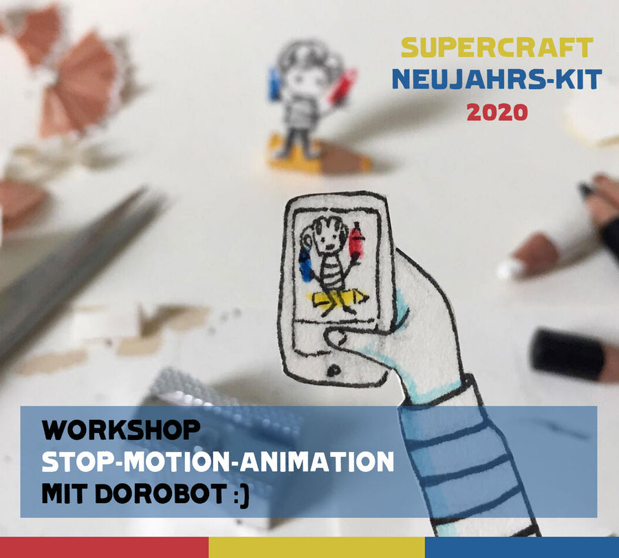 supercraft Neujahrs-Kit 2020.