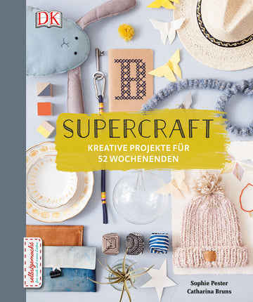 supercraft Buch.