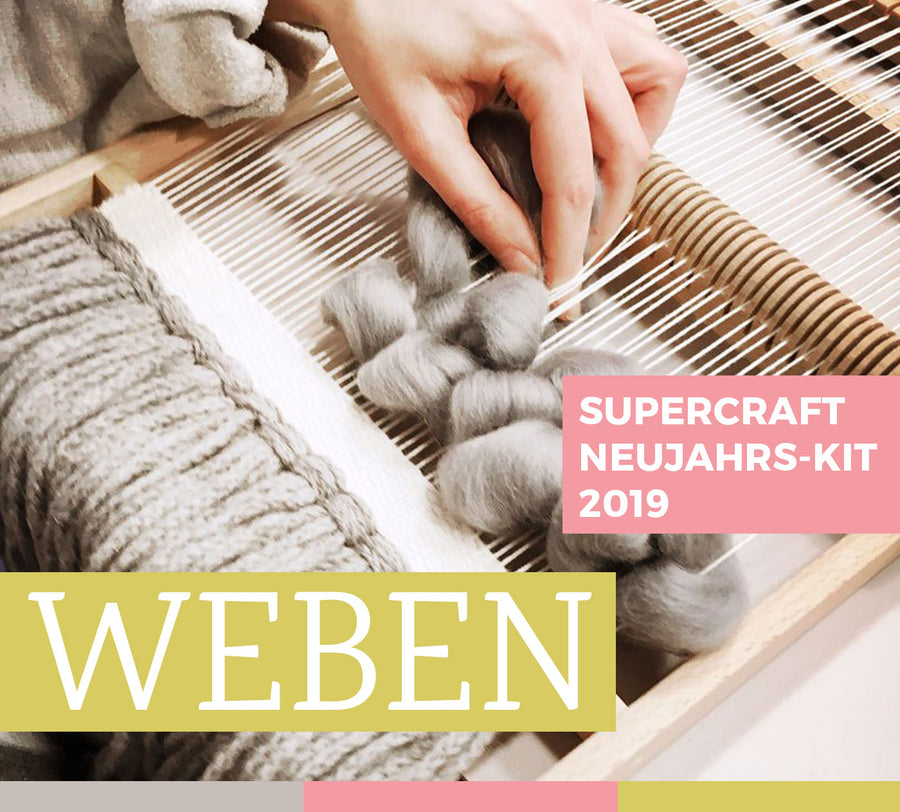 supercraft Neujahrs-Kit 2019.
