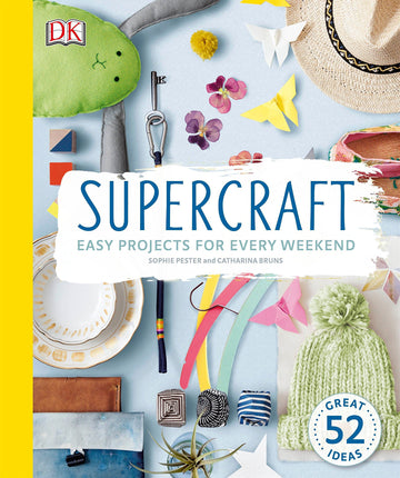 supercraft Buch - English