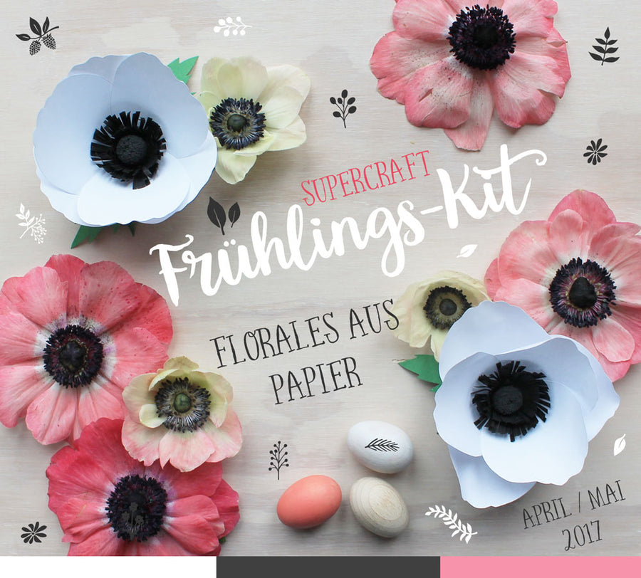 supercraft Frühlings Kit 2017