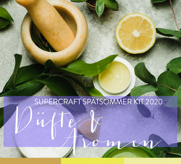 supercraft Spätsommer Kit 2020.