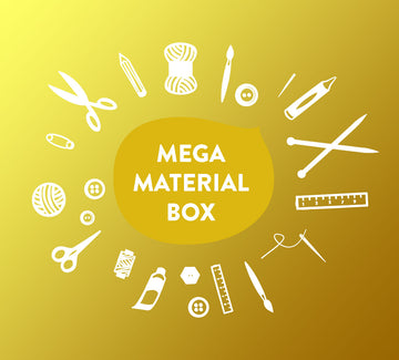 supercraft Mega-Material-Box.