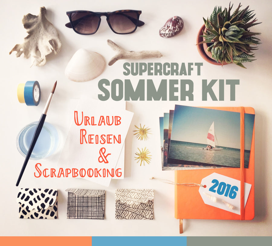 supercraft Sommer Kit 2016.