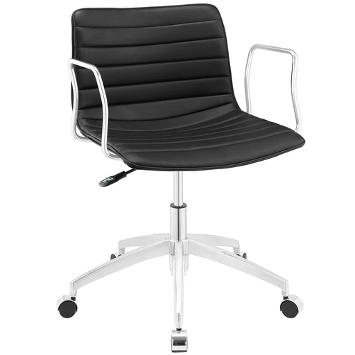 Celerity Office Chair in Black by Modway