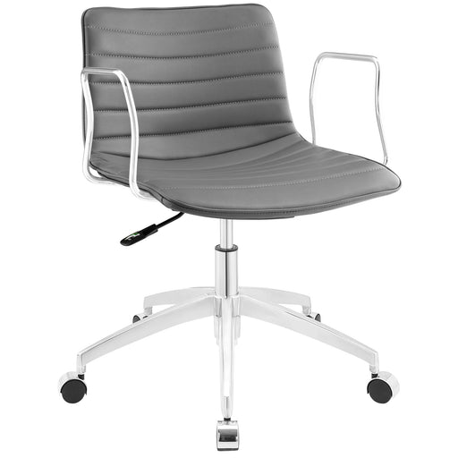 Celerity Office Chair in Gray by Modway