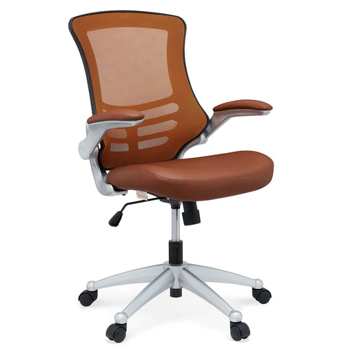 Attainment Office Chair in Tan by Modway