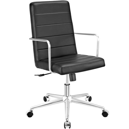 Cavalier Highback Office Chair in Black by Modway