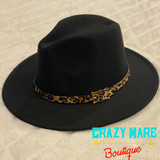 Wide Brim Hat - 4 colors