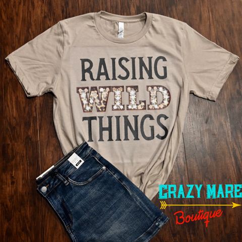 Raising WILD Things!