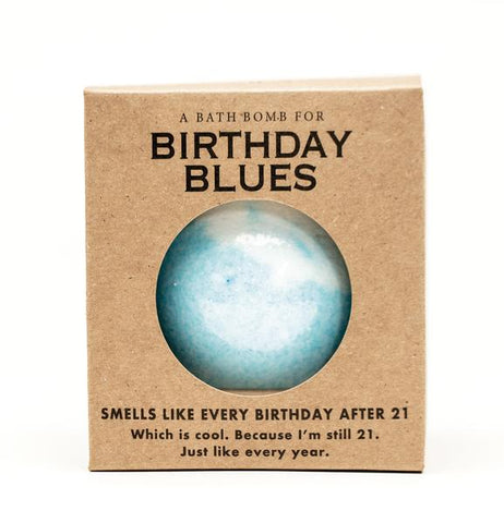 A Bathbomb for Birthday Blues