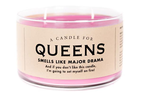 Queens Candle