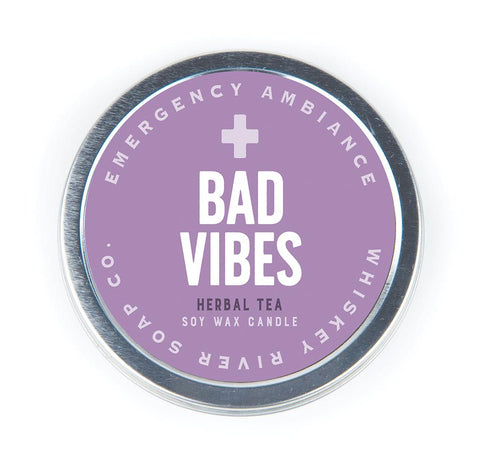 Bad Vibes Candle