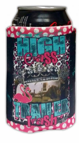 Trailer Trash Koozie