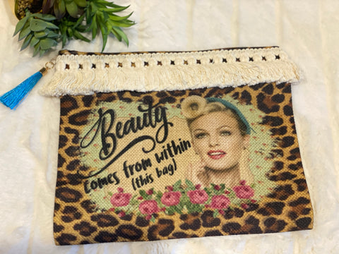 Beauty Comes From Within (this bag)