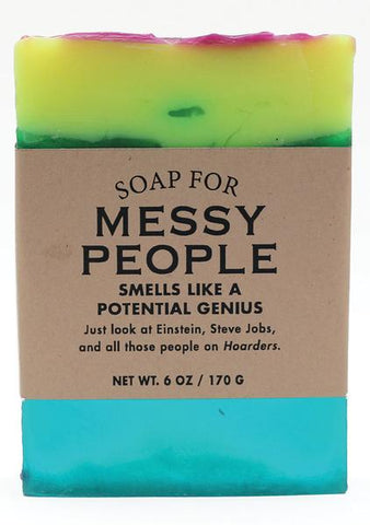 Soap for Messy People
