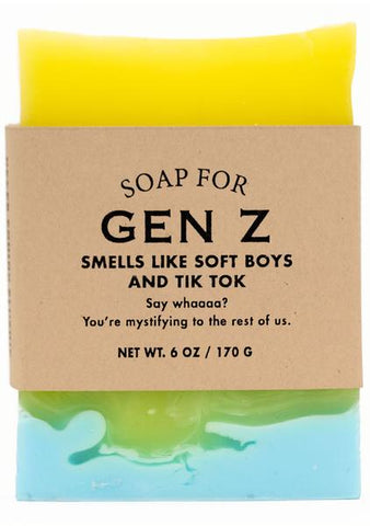 Soap for Gen Z