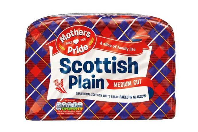 Mothers Pride Scottish Plain Loaf