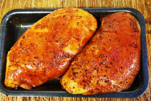 Fresh UK Chicken Fillets in Spicy Salt and Pepper
