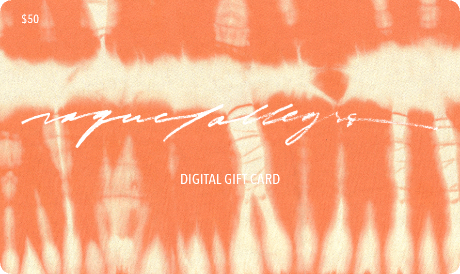 $50 Raquel Allegra Digital Gift Card