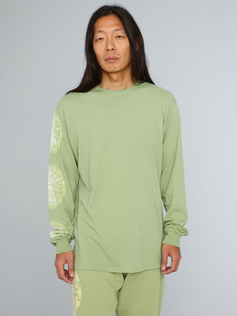 Mint Jersey Long Sleeve T-Shirt