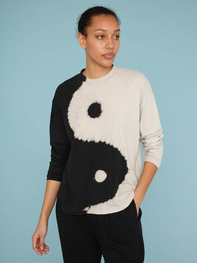 Yin Yang Jersey New Long Sleeve