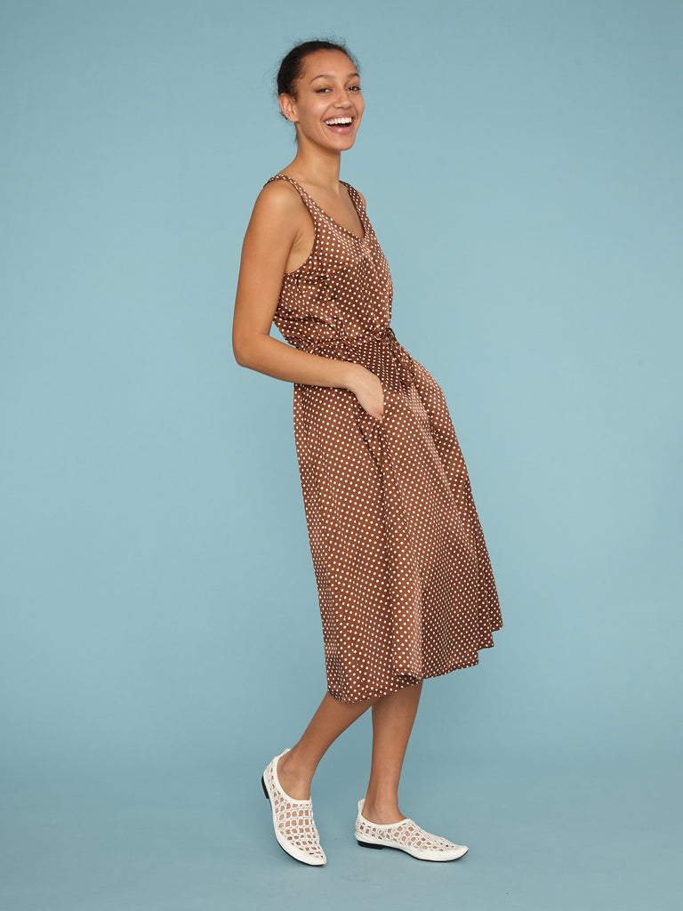 products/Y01-8303_Brown_Sand_Satin_Polka_Dot_Tank_Drawstring_Dress__0888.jpg