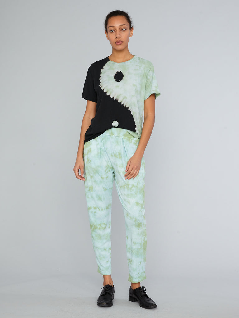 Blue Mint Jersey Easy Pant