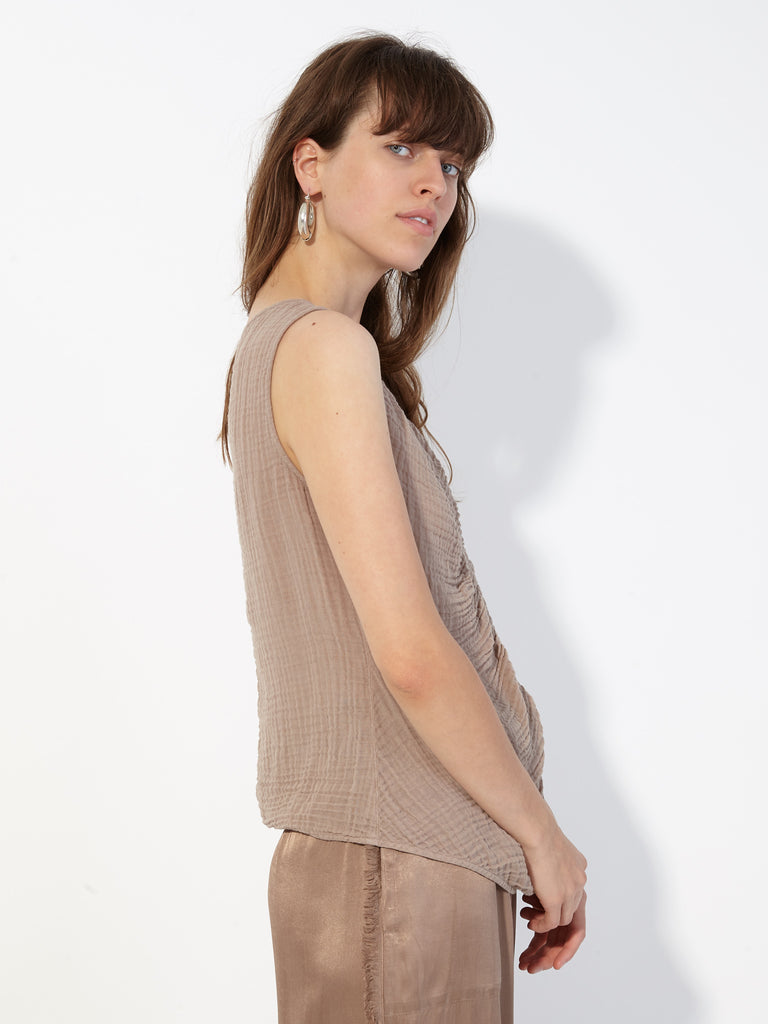 products/Y83-_3880_Gathered_Gauze_Cinch_Tank_Taupe_743.jpg